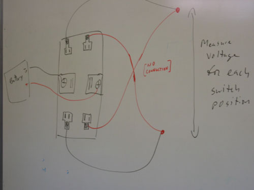 2 pole 2 throw switch diagram double pole double throw switch wiring